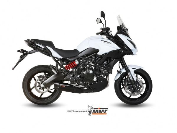 Kawasaki 650 Verys Auspuff 2015