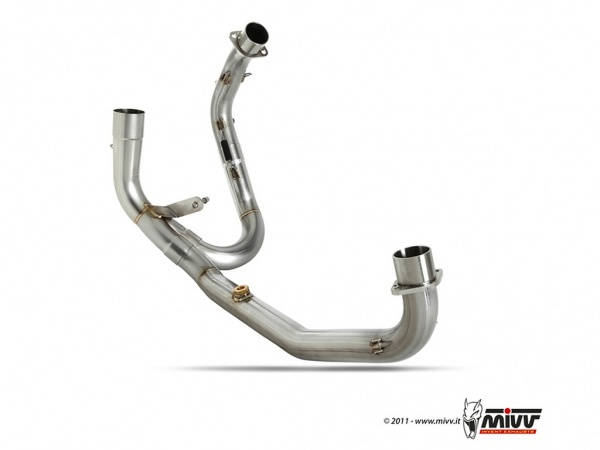MIVV Ducati Kat-Ersatzrohr HYPERMOTARD 796 ab 2010