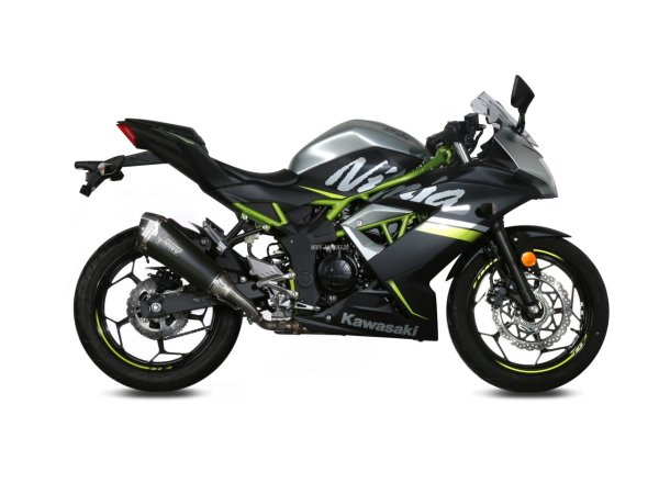 MIVV Kawasaki Z 125 Auspuff Delta Race ab 2019