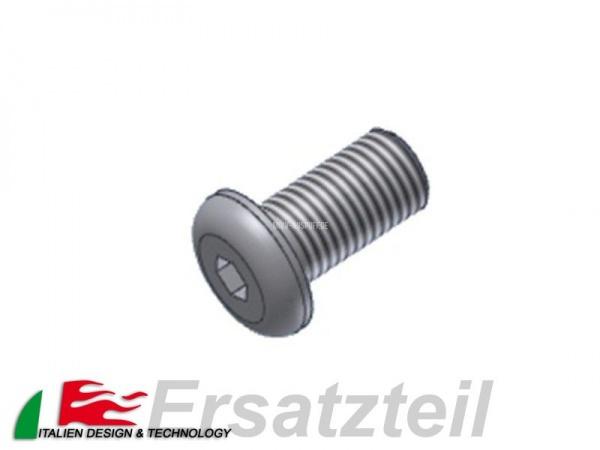 MIVV Schraube M8 X 16 ( Button )