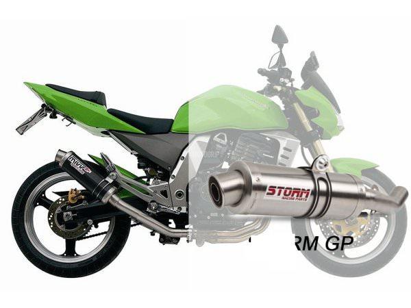 STORM GP Kawasaki Z 1000 Auspuff 2003 bis 2006
