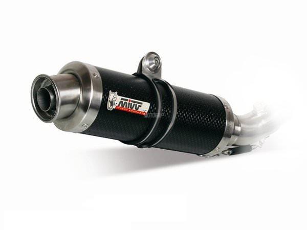 MIVV Honda Auspuff GP CBR 600 F ab 2001 bis 2010