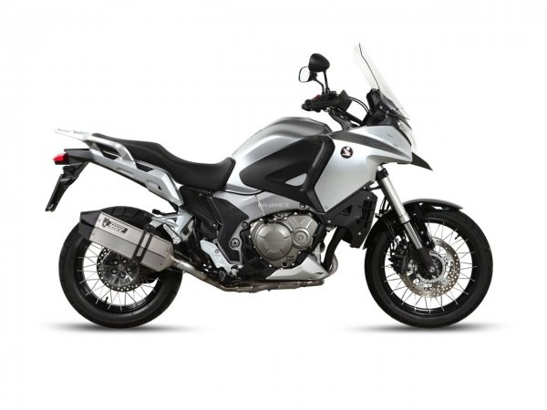 MIVV Honda Auspuff Speed Edge CROSSTOURER ab 2012