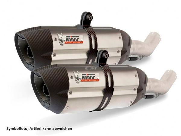 MIVV Kawasaki Auspuff Suono Z 1000 ab 2010 bis 2013