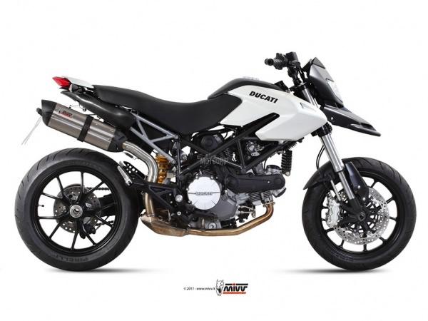 MIVV Ducati Auspuff Suono HYPERMOTARD 796 ab 2010