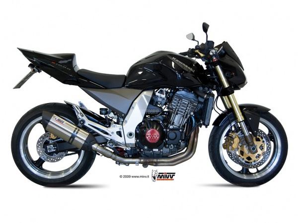 MIVV Kawasaki Auspuff Suono Z 1000 ab 2003 bis 2006