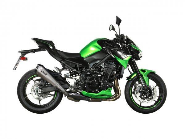 MIVV Kawasaki Z900 Auspuff Delta Race ab 2020