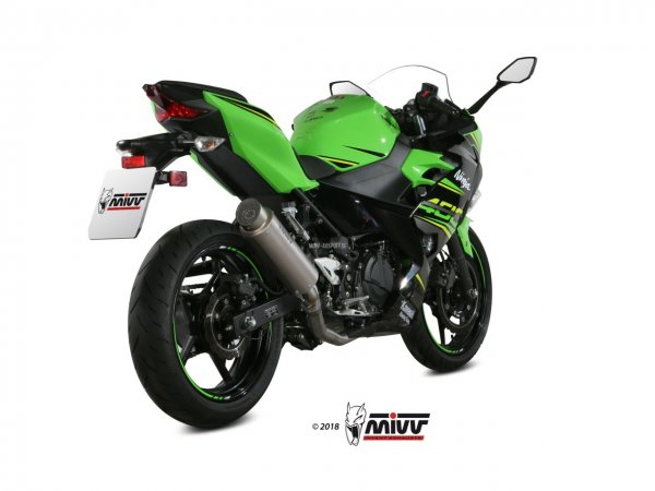 MIVV Ducati MULTISTRADA 950 Kat-Ersatzkrümmer ab 2017