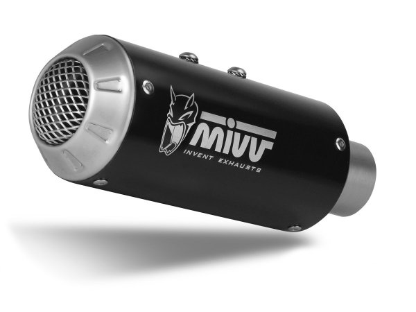 MIVV Yamaha MT-03 Auspuff MK3 ab 2016