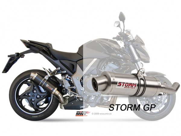 STORM GP Honda CB 1000 R Auspuff 2008 bis 2016
