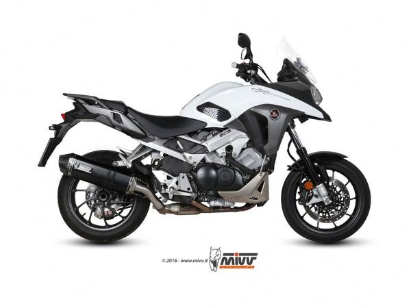 Crossrunner 2015 Auspuff Honda