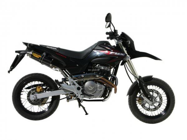 FMX 650 Auspuff Honda