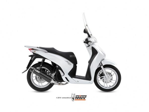 MIVV Honda Stronger SH 150 ab 2013