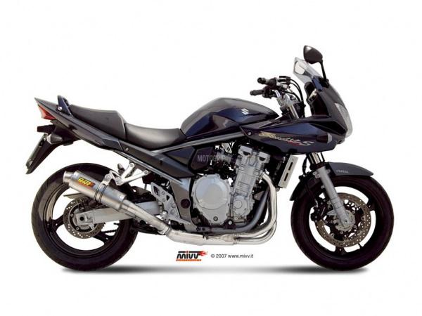 MIVV Suzuki Auspuff GP GSF 1250 BANDIT ab 2007