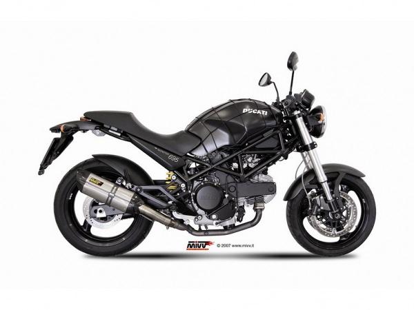 MIVV Ducati Auspuff Suono MONSTER 695 ab 2006