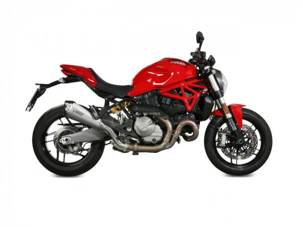 MIVV Delta Race Ducati Monster 821 Auspuff ab 2018