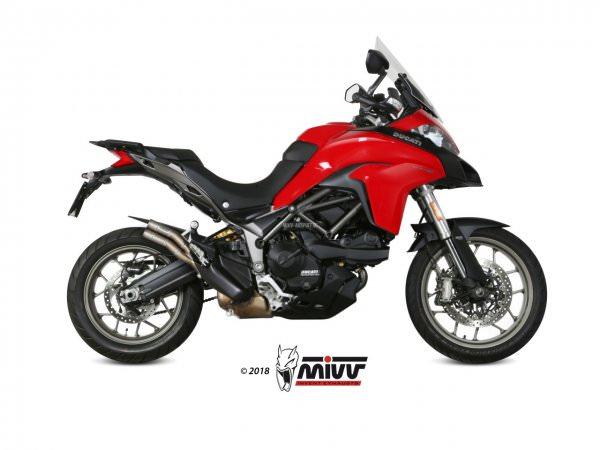 Ducati Multistrada 950 Auspuff