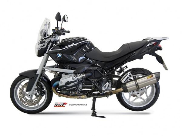 MIVV BMW Auspuff Suono R 1200 R ab 2008 bis 2010