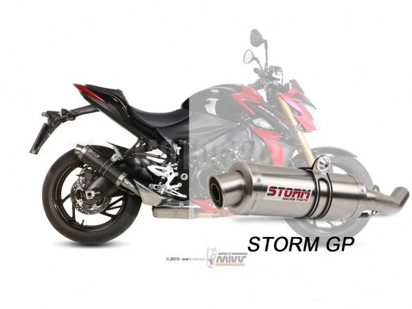 STORM GP Suzuki GSX-S 1000 Auspuff ab 2015