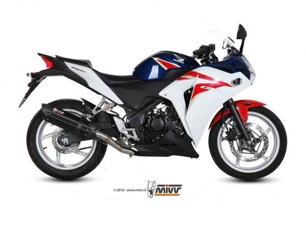 Honda CBR 250 R Auspuff