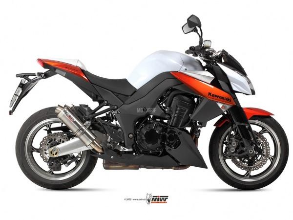 MIVV Kawasaki Auspuff GP Z 1000 ab 2010 bis 2013