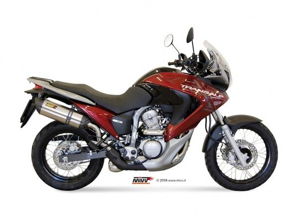 MIVV Honda Auspuff Suono XLV TRANSALP 700 ab 2008
