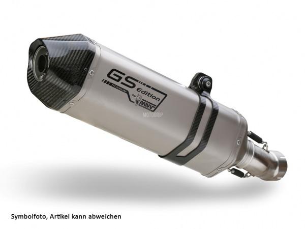 MIVV BMW Auspuff Speed Edge Gs Titan Edition R 1200 GS ab 2008 bis 2009