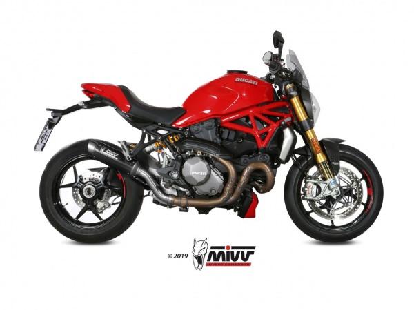 MIVV GP PRO Ducati Monster 1200 ab 2017