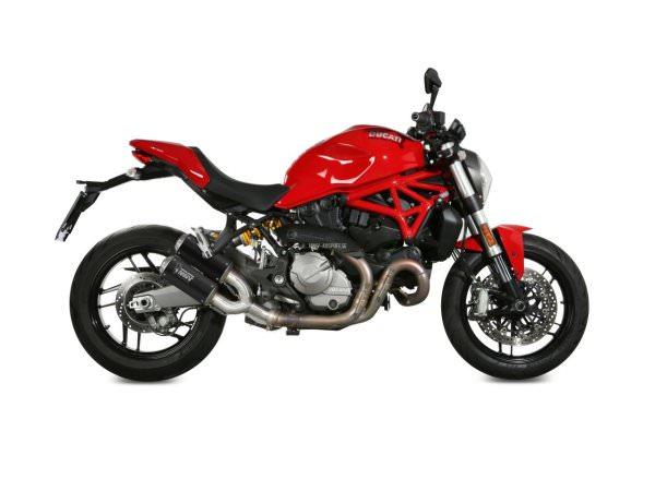 MIVV Ducati MONSTER 1200 Auspuff MK3 ab 2017