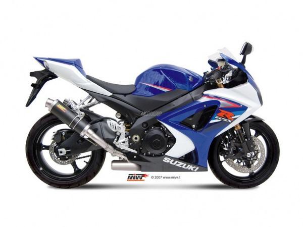 MIVV Suzuki Auspuff GP GSX-R 1000 ab 2007 bis 2008