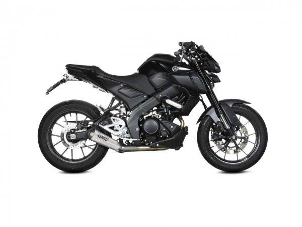 MIVV Yamaha MT-125 Auspuff X-M1 ab 2020