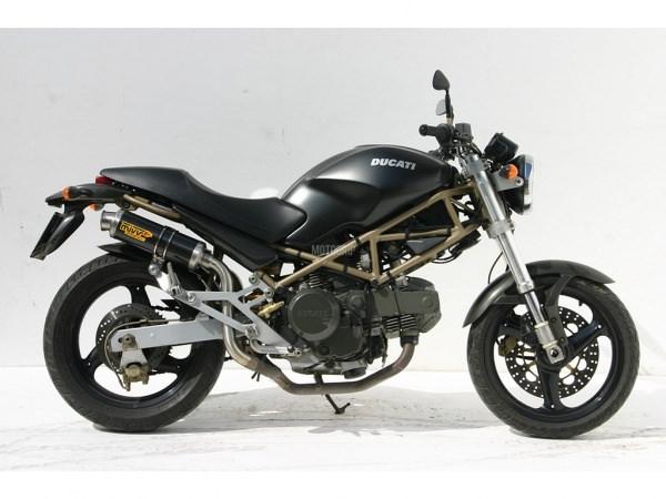 MIVV Ducati Auspuff GP Highup MONSTER 600 ab 1999 bis 2001