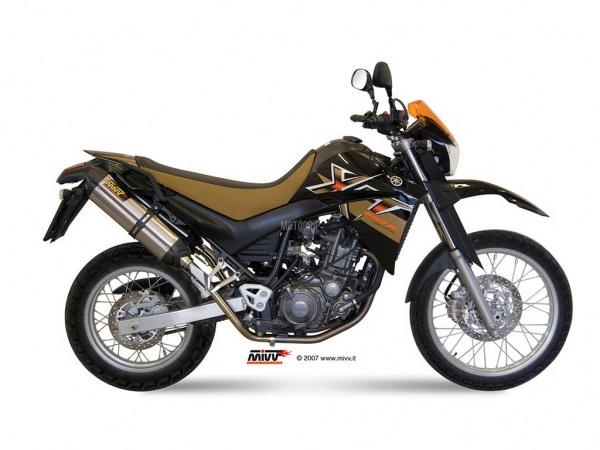 MIVV Yamaha Auspuff Suono XT 660 X/R ab 2004