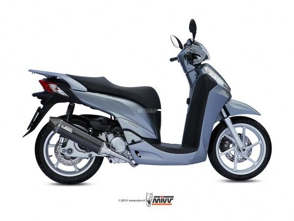 MIVV Honda Stronger SH 300 2007 bis 2014