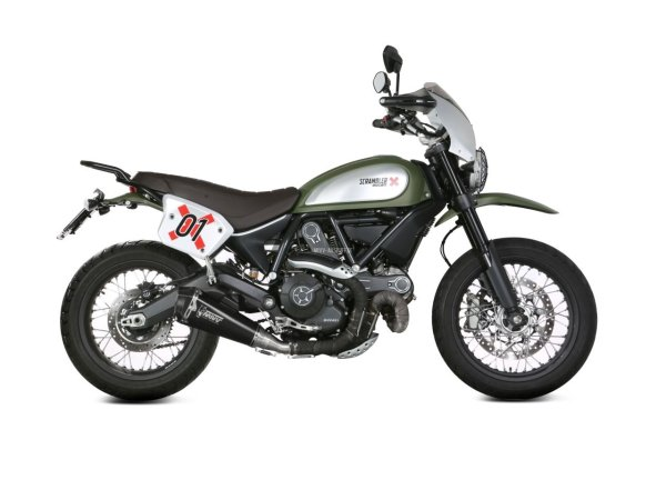 MIVV Ducati SCRAMBLER 800 Auspuff Delta Race ab 2015