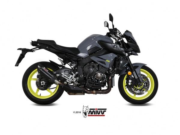 Yamaha MT-10 Auspuff MIVV Suono