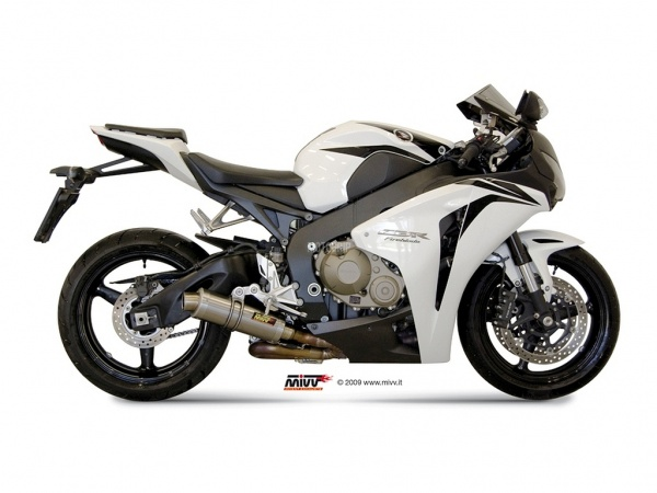MIVV Honda Auspuff GP CBR 1000 RR ab 2008 bis 2013
