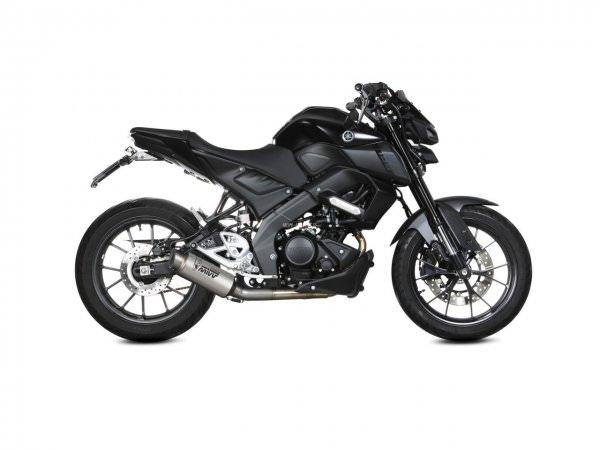 MIVV GP PRO Auspuff Yamaha MT-125 ab 2020