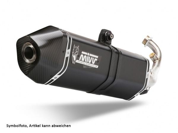 MIVV Piaggio Auspuff Speed Edge BEVERLY 300 ab 2010
