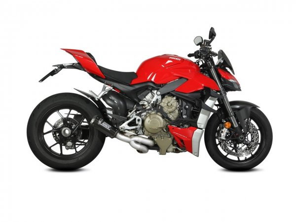 MIVV Ducati Streetfighter V4 Komplettanlage MK3 ab 2020