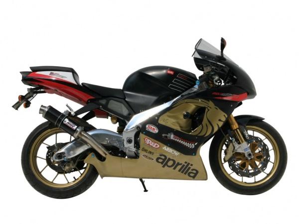 MIVV Aprilia Auspuff GP RSV 1000 ab 1998 bis 2003