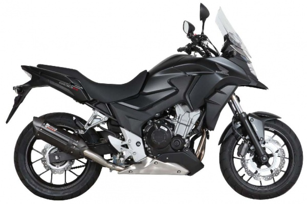 MIVV Honda CB 500 X Auspuff Suono ab 2016