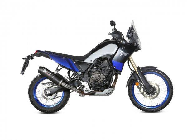 Yamaha Tenere 700 Auspuff Carbon