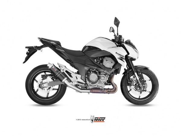 MIVV Kawasaki Auspuff GP Z 800 E ab 2013
