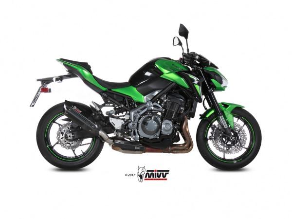 Z 900 Euro 4 Auspuff Kawasaki