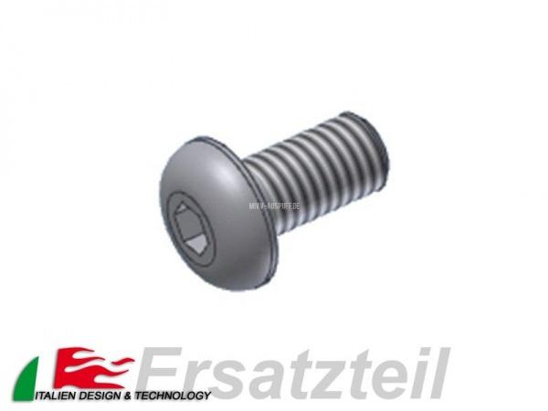 MIVV Schraube M5 X 8 ( Button )