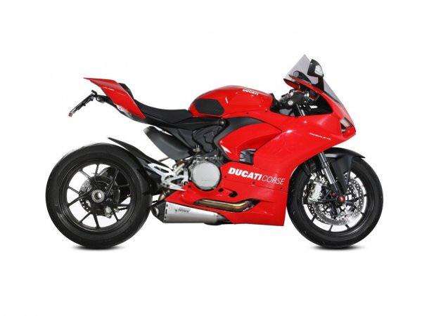 MIVV Ducati Panigale V2 Auspuff Delta Race ab 2020