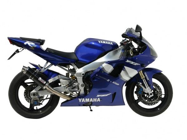 MIVV Yamaha Auspuff GP YZF 1000 R1 ab 1998 bis 2001
