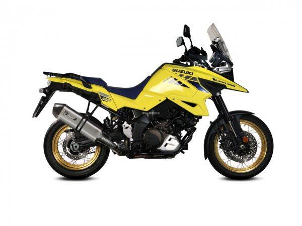 MIVV Suzuki DL V-STROM 1050 / XT Auspuff Speed Edge ab 2020