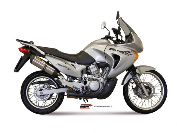 MIVV Honda Auspuff Suono XLV 650 TRANSALP ab 2000 bis 2004